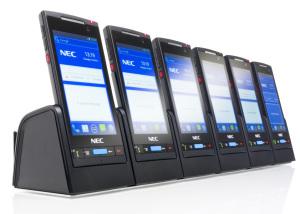 Telefon IP DECT NEC G966