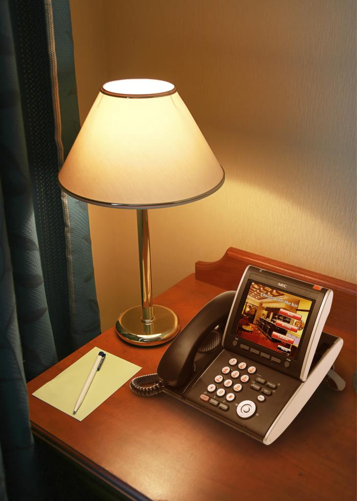 Połączyć się z pracownikiem hotelu