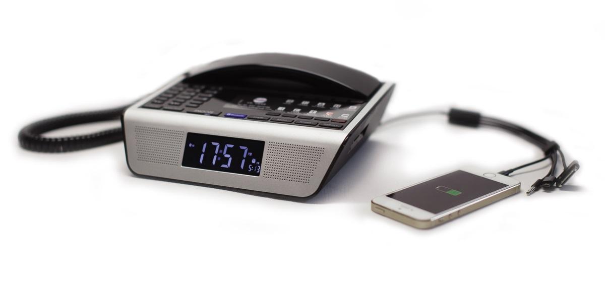Telefon hotelowy Bittel UnoMedia 5
