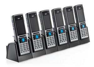Telefon IP DECT NEC I766
