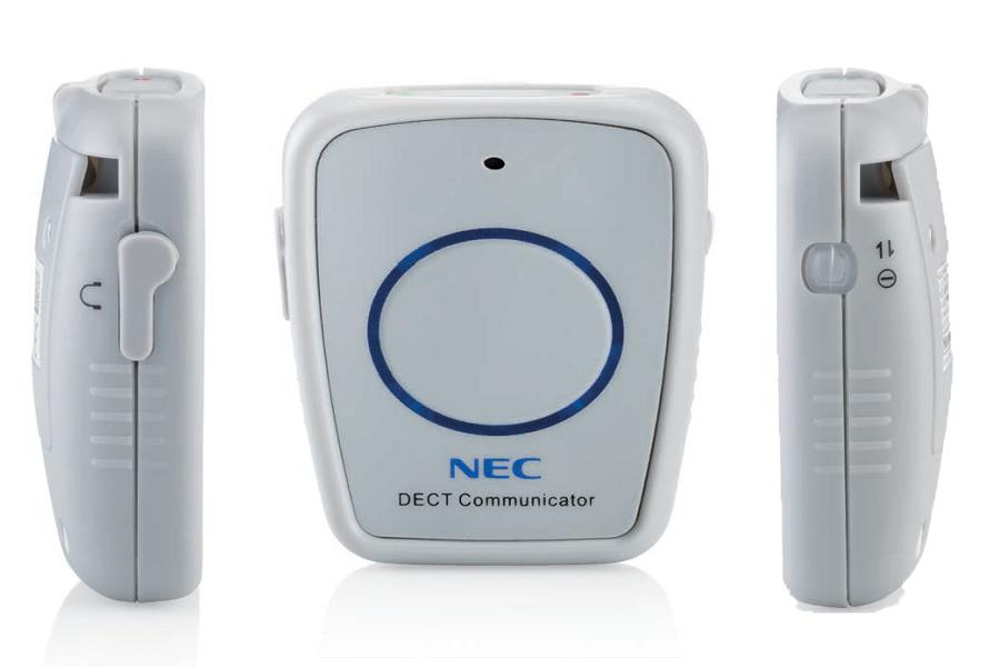 Telefon IP DECT NEC M166