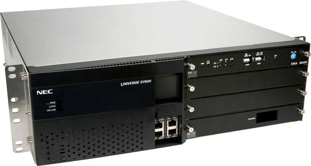 Centrala telefoniczna NEC SV9500