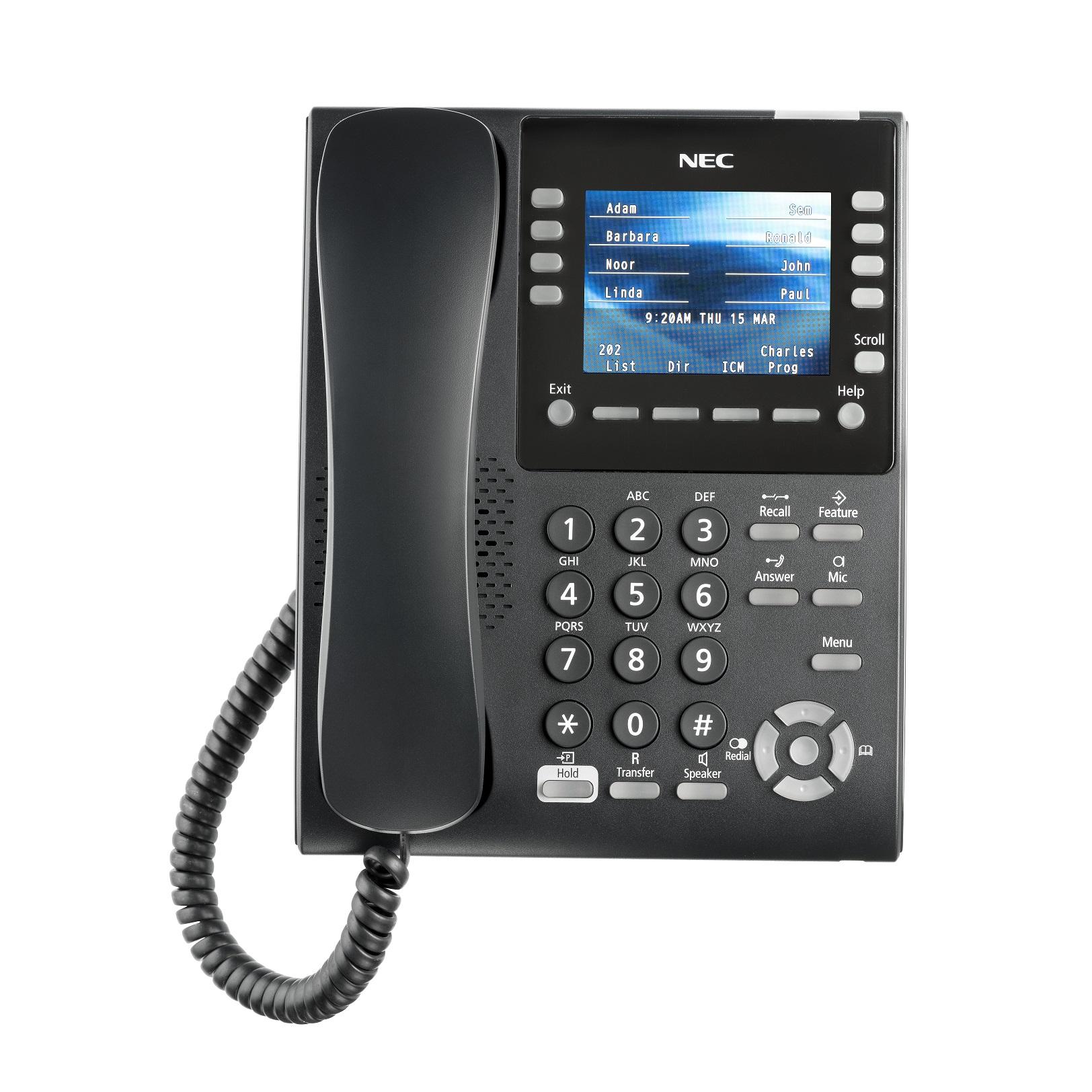 Telefon IP NEC DT820CG