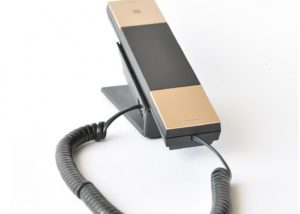 Telefon hotelowy Jacob Jensen IP20 Gold