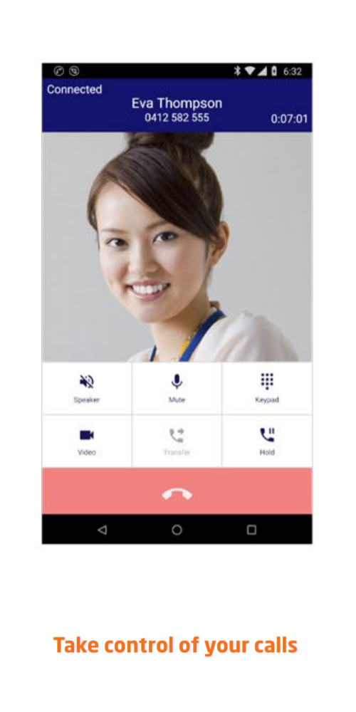 ST500 Smartphone Client